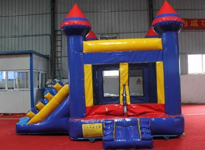 Things to know about inflatable bouncy castles