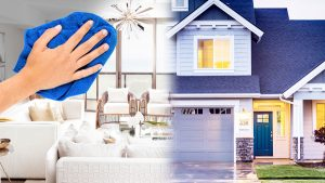Comparing commercial versus residential cleaning