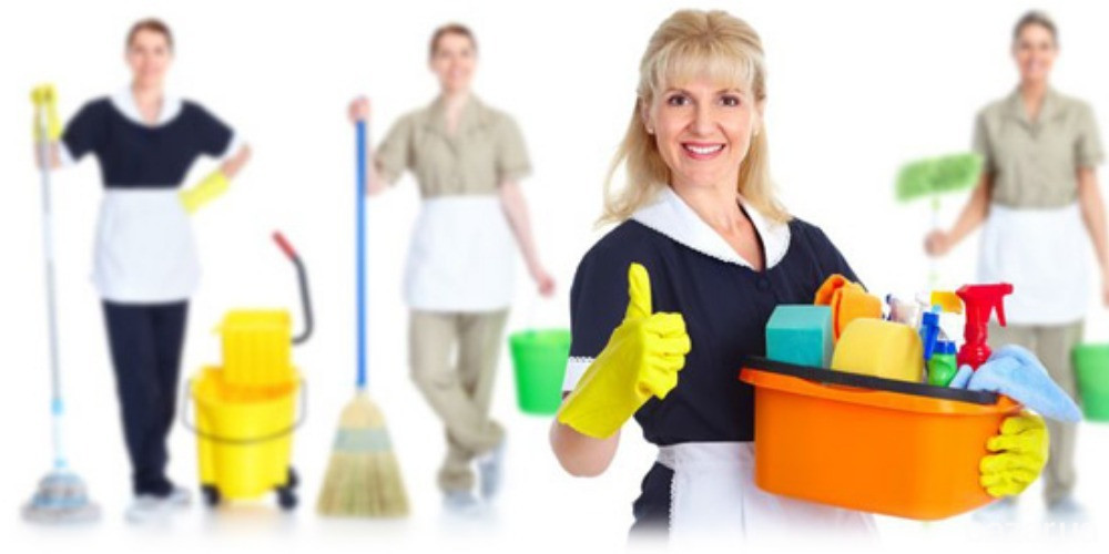 what are cleaning companies and their services