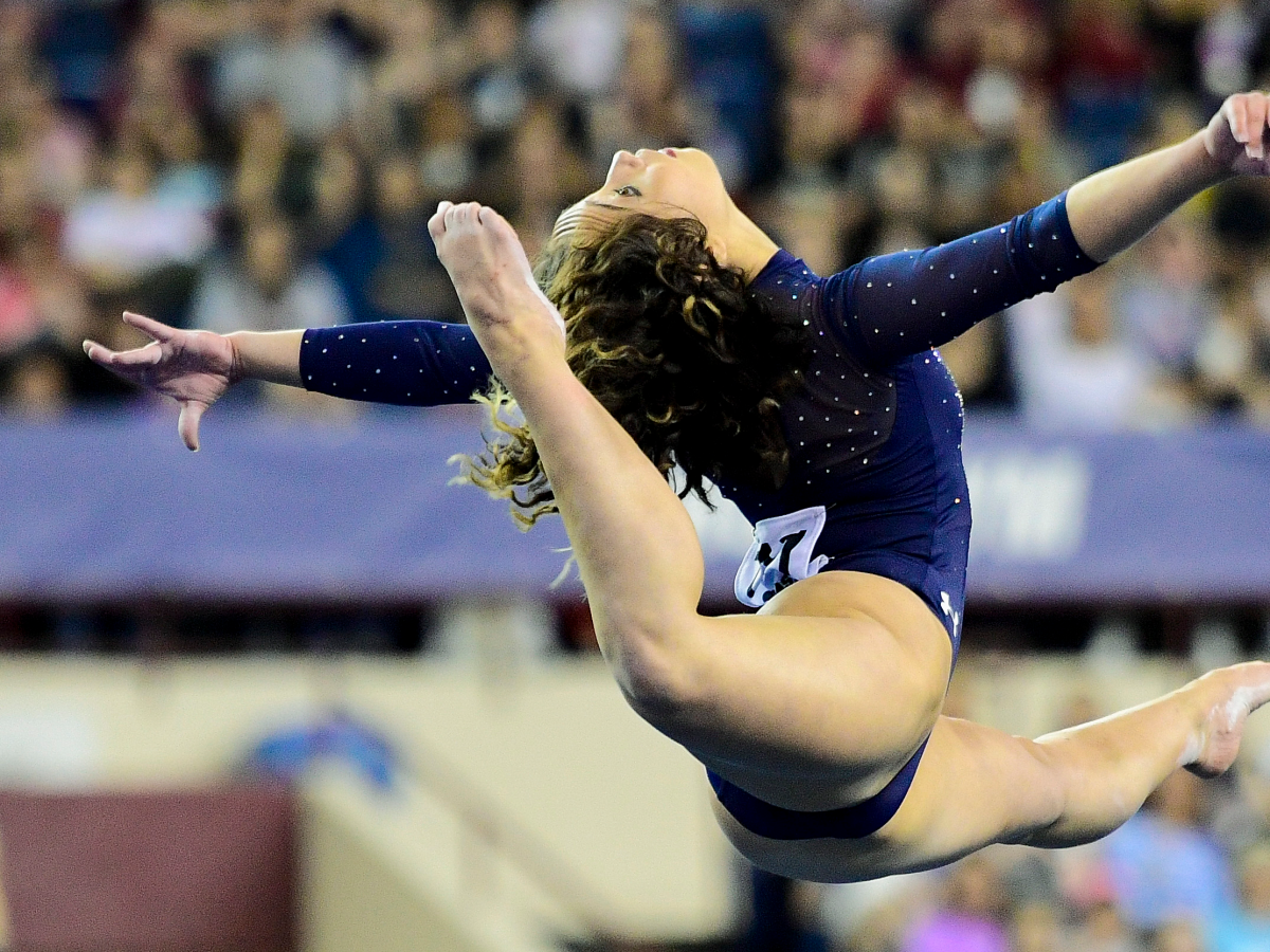 Things you didn't know about gymnastics